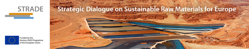 Strategic Dialogue on Sustainable Raw Materials for Europe